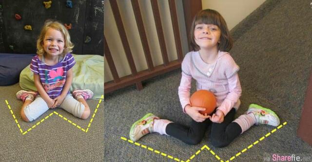 专家警告!孩子们这个看似平常的「坐姿」,居然会导致嵴椎前凸,更让孩子发育迟缓!