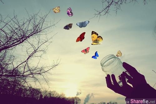 人生有四苦:一是看不透、二是捨不得、三是输不起、四是放不下。
