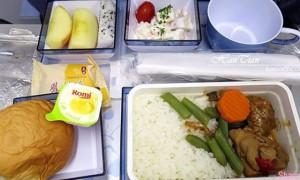 坐头等舱到底吃的多高级?揭密各国19个航空飞机餐菜色