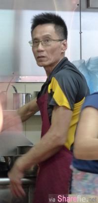 为甚么先给别人?新加坡文身男不满摊主买30包米粉面砸档 当场面流满地