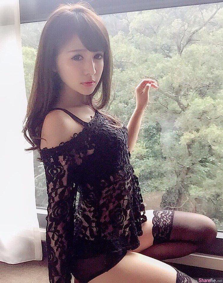 C奶阳光甜美麻豆~邱爱晨~ 百变造型  网友:小酥胸又有美腿真棒