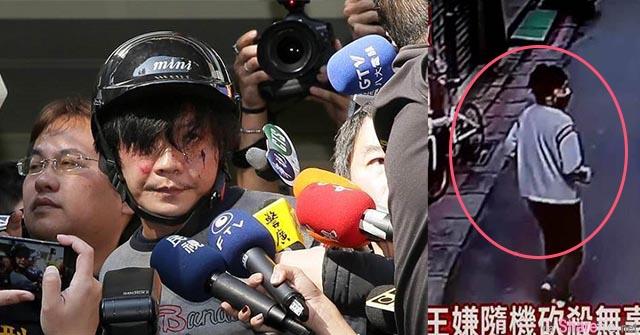 台湾再次惊传随机杀人 一名无辜女童遭砍头 身首异处 愤怒民众包围派出所