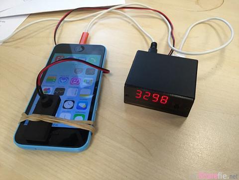 FBI与苹果对簿公堂花了四个月才破解iphone密码!他找了这个小黑盒居然只用6小时就完美破解