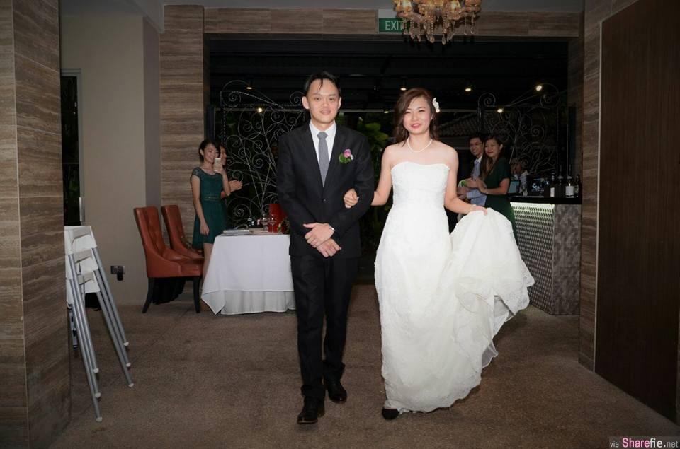 网络疯传新国夫妇另类婚纱照 最后摄影师改口道歉