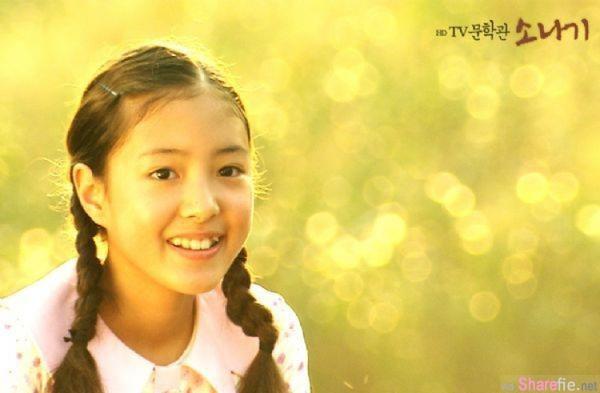 还记得《大长今》里饰演小今英的女孩吗?13年后的她不只靓丽动人而且身材超好的