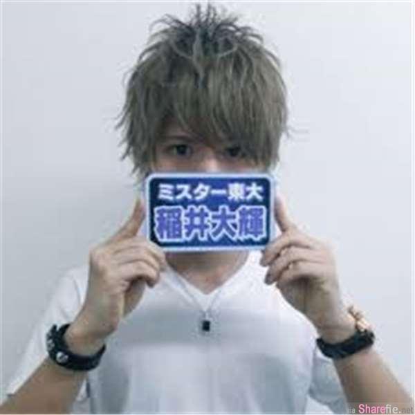 这名号称「日本东大校草」的男子拍照时总是遮嘴巴,当他上节目除下面罩后 粉丝完全不敢相信...