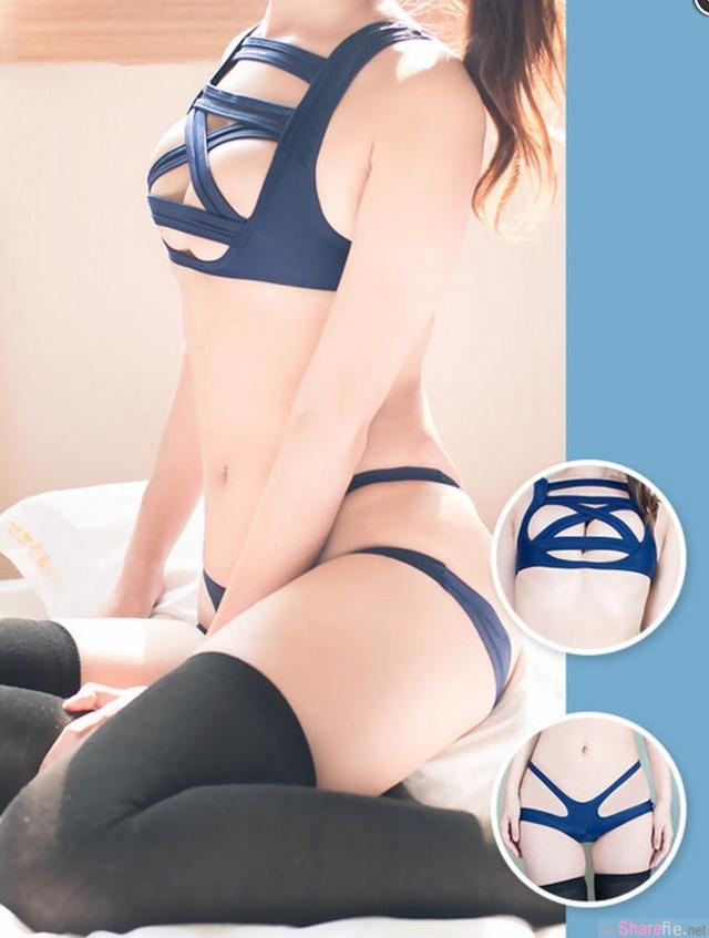 「耻」度超高!紧缚死库水 这款泳衣让日本网友ininder