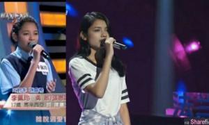 大马李佩玲《中国新歌声》 甜美歌声成功入选 网友:就是穿校服到星光踢馆的那位小女生