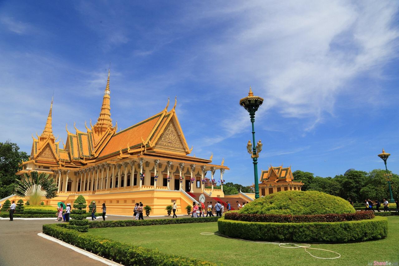 据说现在流行去柬埔寨旅游?那就来看看柬埔寨有些啥...