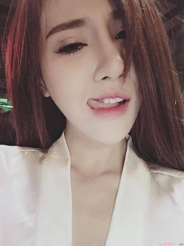 越南低胸正妹   藏不住的深沟巨乳 网友:每一张有必要「开这么深」吗