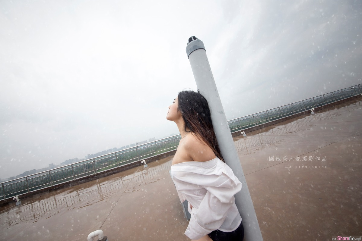 正妹摄影:雨一直下『网友:想转行当摄影师』