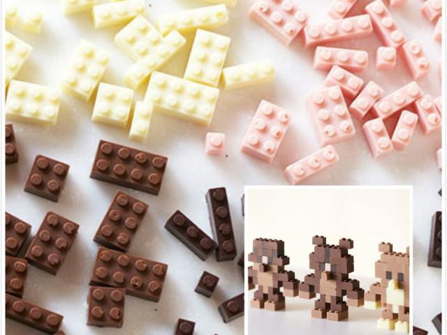 太为难人吧!史太上最让你咬不下口的巧克力设计