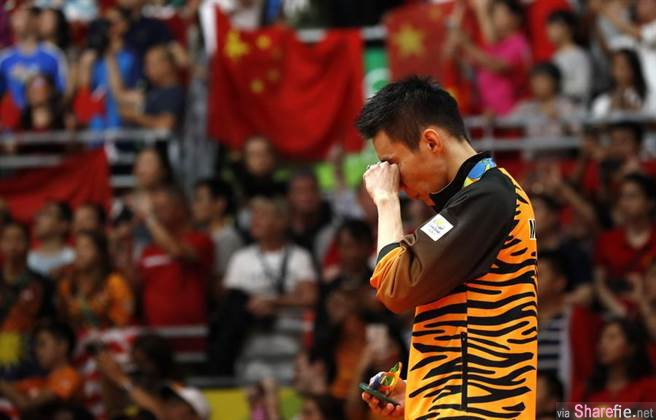 李宗伟奥运失败摘金  阿李妈妈:别对我们道歉,对我们来说,你,无价。(附决赛完整视频)