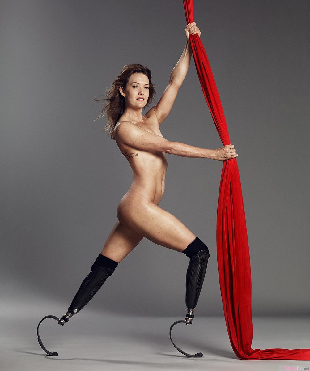 失去双脚也有最精彩的人生,这是我见过最美的人体