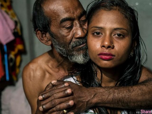 孟加拉妓女的心酸故事:初入妓院没人权,5年还债获自由