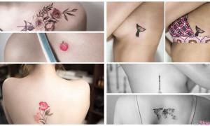 他们用纹身记录爱,表达美好的生活愿景!