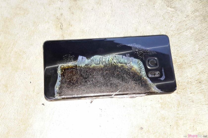 还没开始召回 三星Note7 台湾和澳大利亚发生手机爆炸