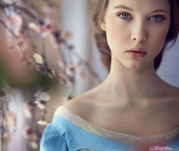唯美俄罗斯美女摄影