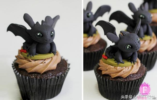 蛋糕艺术创意无限!超萌超可爱的蛋糕,无法低档的魅力