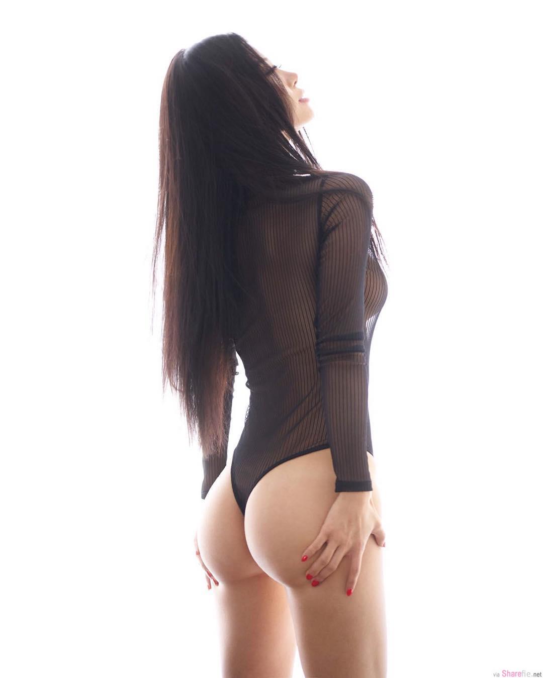 韩国混血正妹 Emi Baby 瘦腰坚挺美乳 网友:想逼死谁