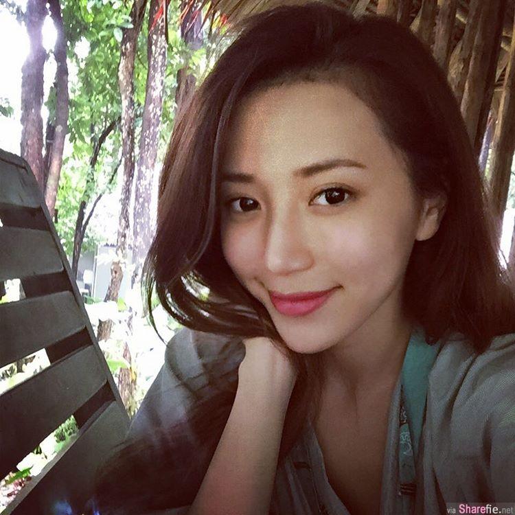 香港正妹Gabrielle Lee,性感美腿