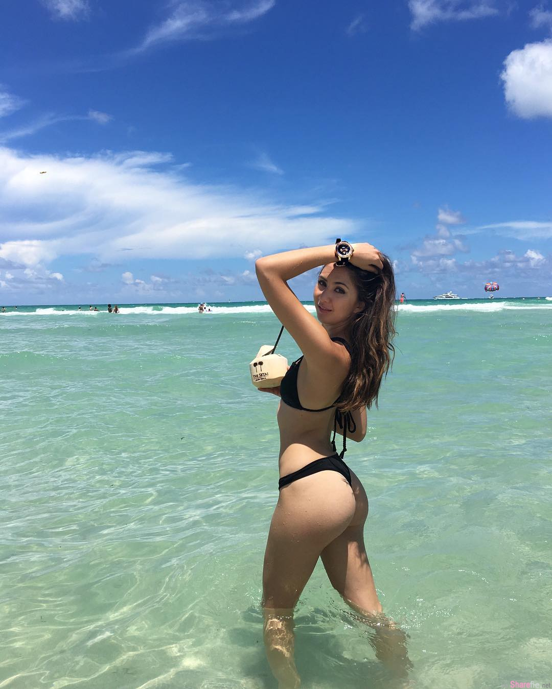 夏威夷美女 Lauren Rhoden 极品好身材