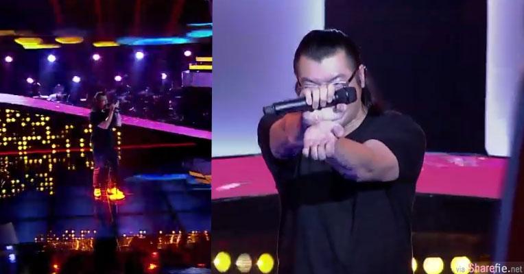 泰国好声音  男子演唱《七龙珠Z》主题曲嗨翻全场! 粉丝高潮:根本原唱啊!