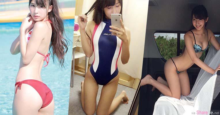 日本正妹赛车女郎 川崎绫 圆滑翘臀太诱惑 网友:好想拍一下