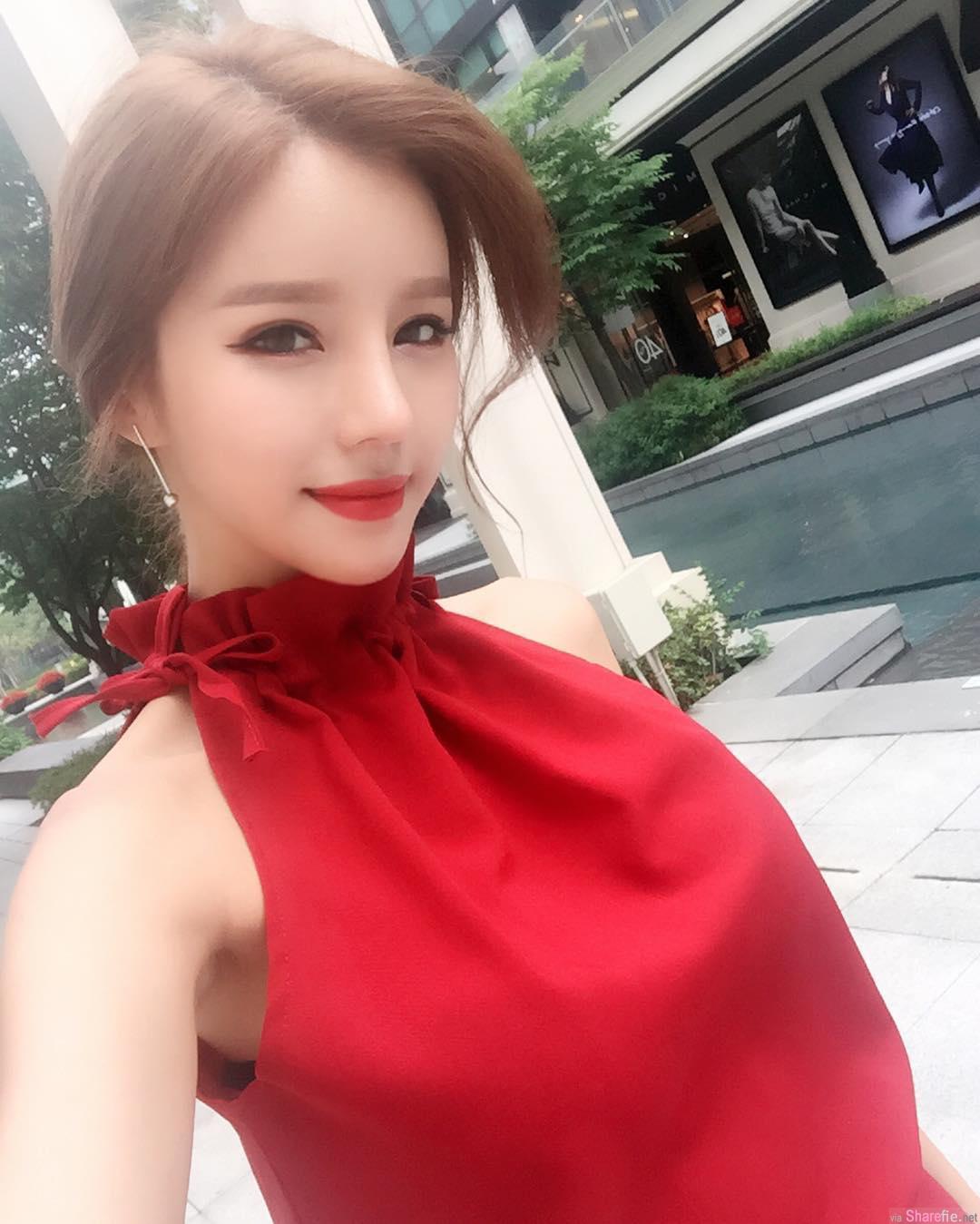 韩国超美模特 Juhee 散发一股迷人仙女气质