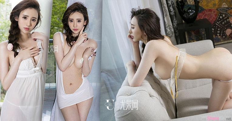 中国性感女模 于思琪 花瓣乳贴遮点秀出好身材 网友: 好一个贝壳奶