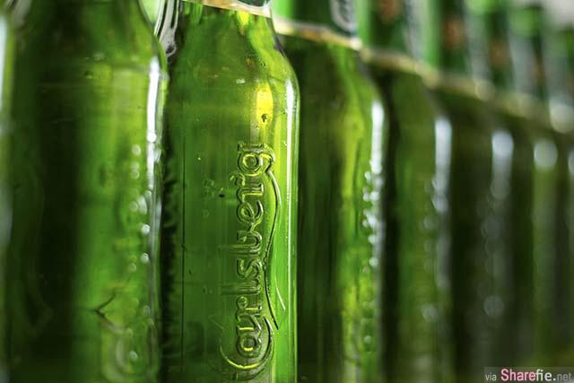 啤酒瓶为什么大多是使用「绿色」或 「棕色」?