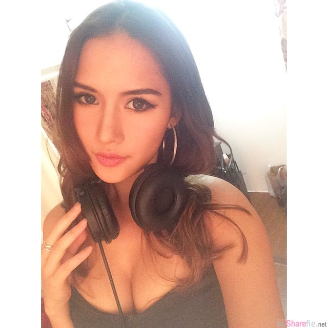 新加坡DJ正妹 Jade Rasif  性感魅力无法抵挡