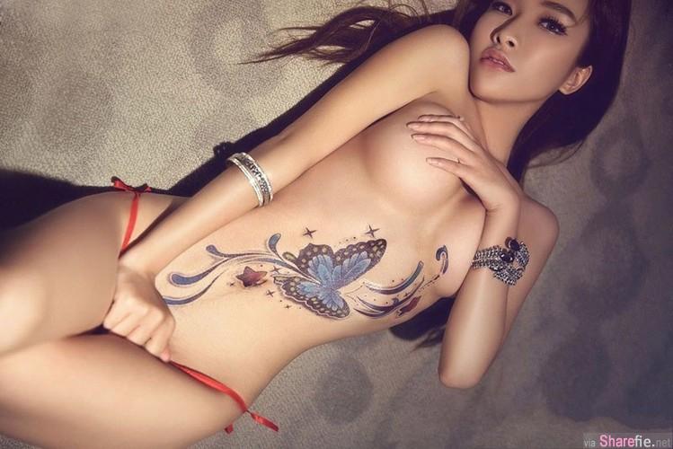 中国嫩模 吴梓嫣 呼之欲出的双峰 网友:每张都乳此惊人
