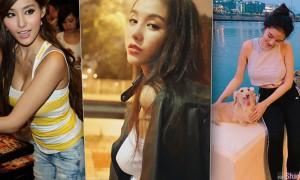 香港嫩模许颖 超凶悍的34D 曾出过全裸写真集