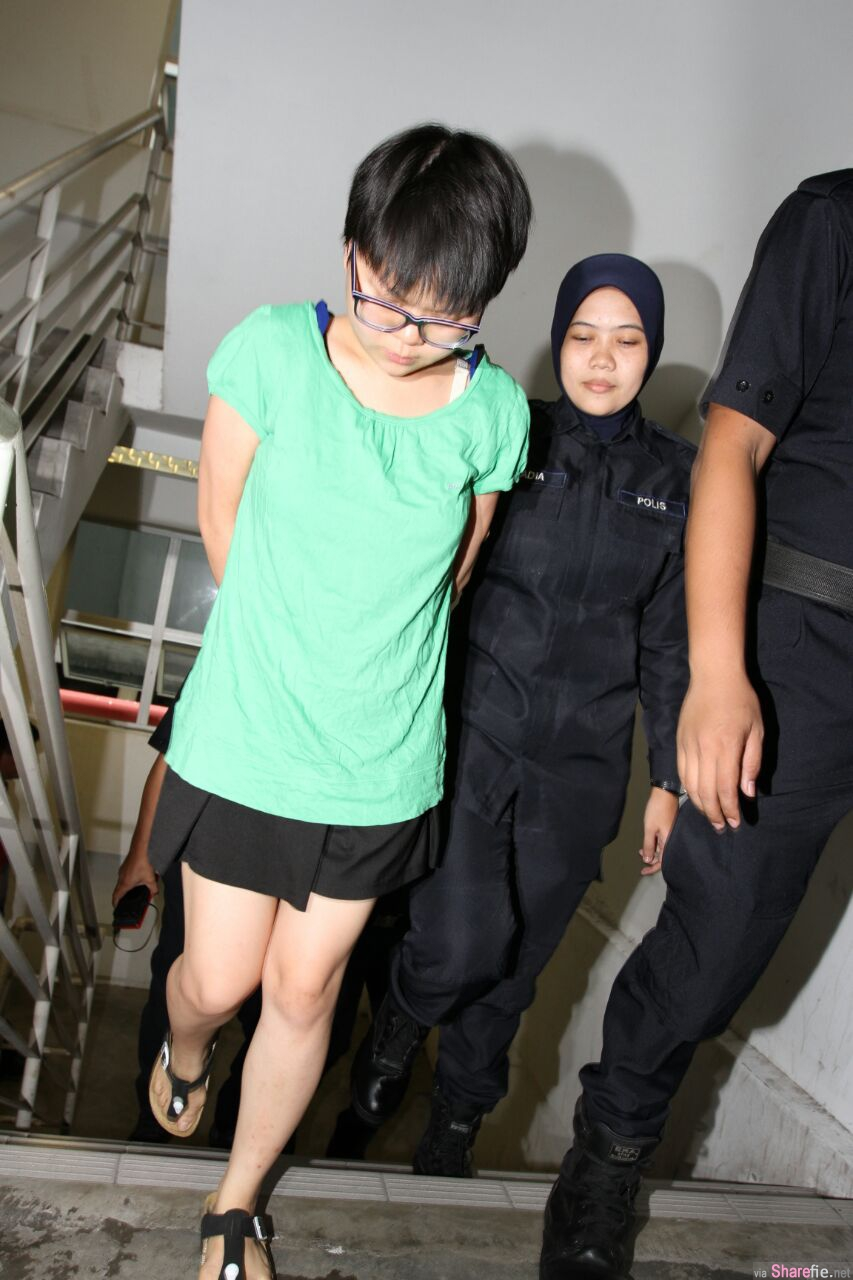 这对男女不爽女执法人员开罚单 她强拉制服 他身体性骚乱 网友:丢尽华人的脸