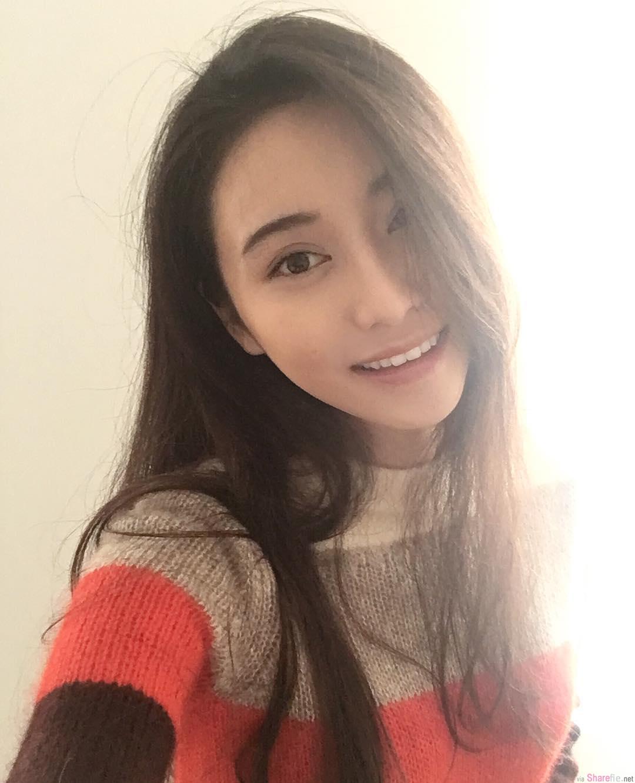 留美正妹Maple Liu,网友:为什么我遇不到这种同学啦