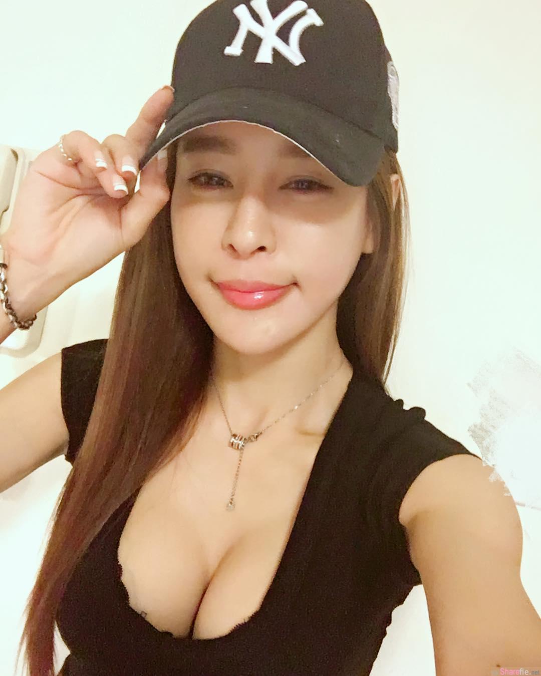 爆乳正妹Aurora Wu,一网打尽食客眼球