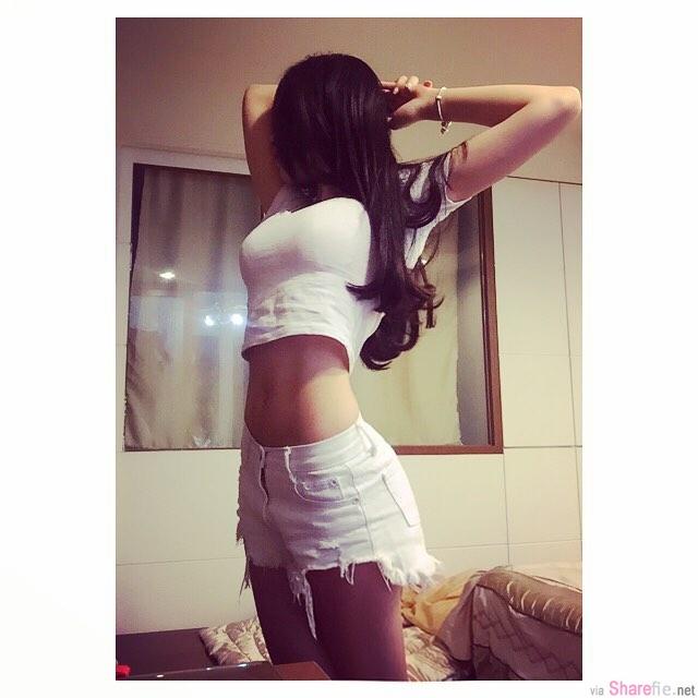 台湾健身正妹 黄郁婷 曲线超棒的女孩儿 网友: 太狂了!可恶想揉