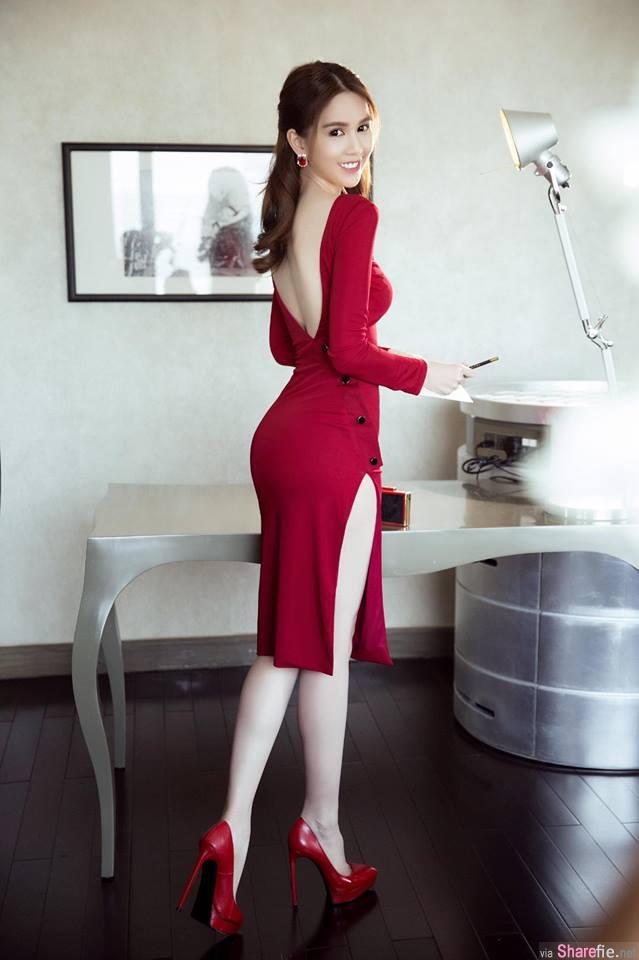 越南版昆凌 邓玉贞 迷人身段   网友: 比昆凌还正