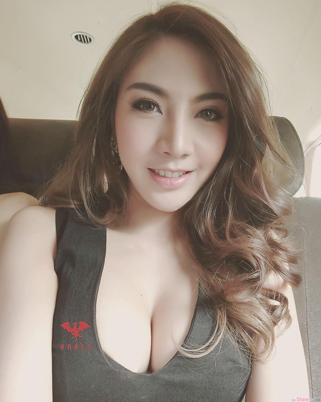 泰国正妹 Supasuda Komonsri 要甜美有甜美 要性感火辣更是辣的不像话