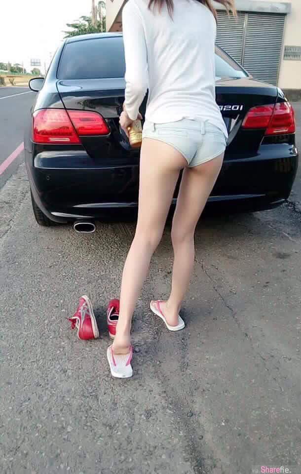 他在脸书贴照片想问什么车款,结果网友这句神回让人不能更同意的笑翻了