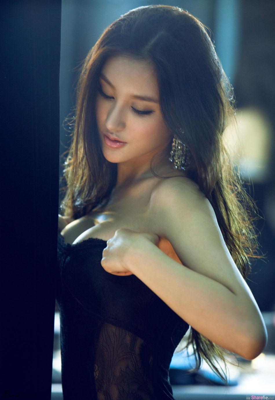 中国网路美女刘羽琦写真图集