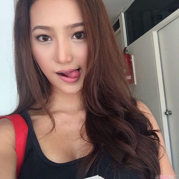 泰国翘臀女模 Kat Ingkarat J  网友:最爱这种屁股了!