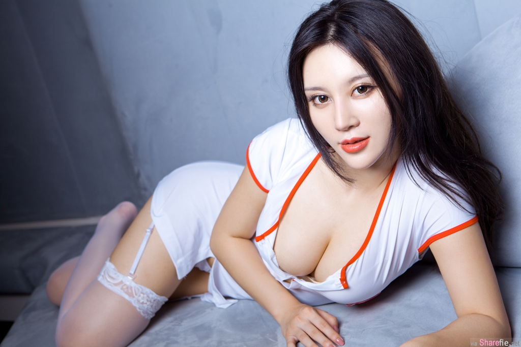 致命的性感,中国第一乳神樊玲