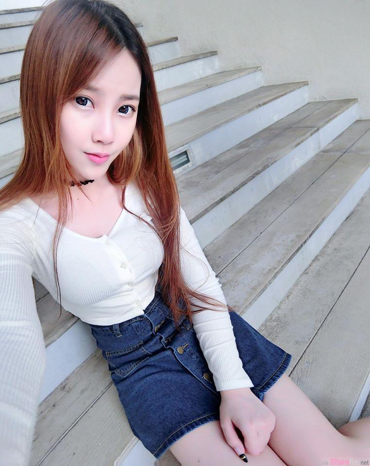大马吉打正妹 齐恩 Qien Lan 高挑美腿又超兇
