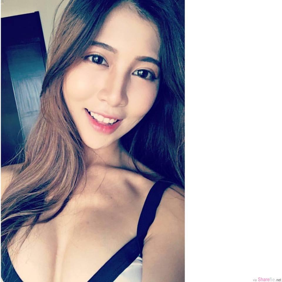 大马正妹 Flora Lee 性感晒出更衣室照片 网友:引人犯罪啊