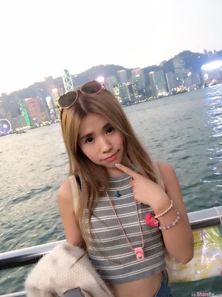 台湾正妹谢雨锜,这背影..网友:超犯规的股沟