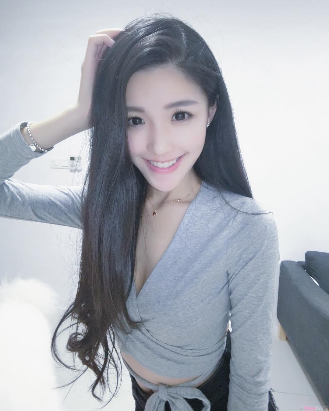 大马微笑正妹Ivy Kuang,阳光灿烂爆发无限正能量