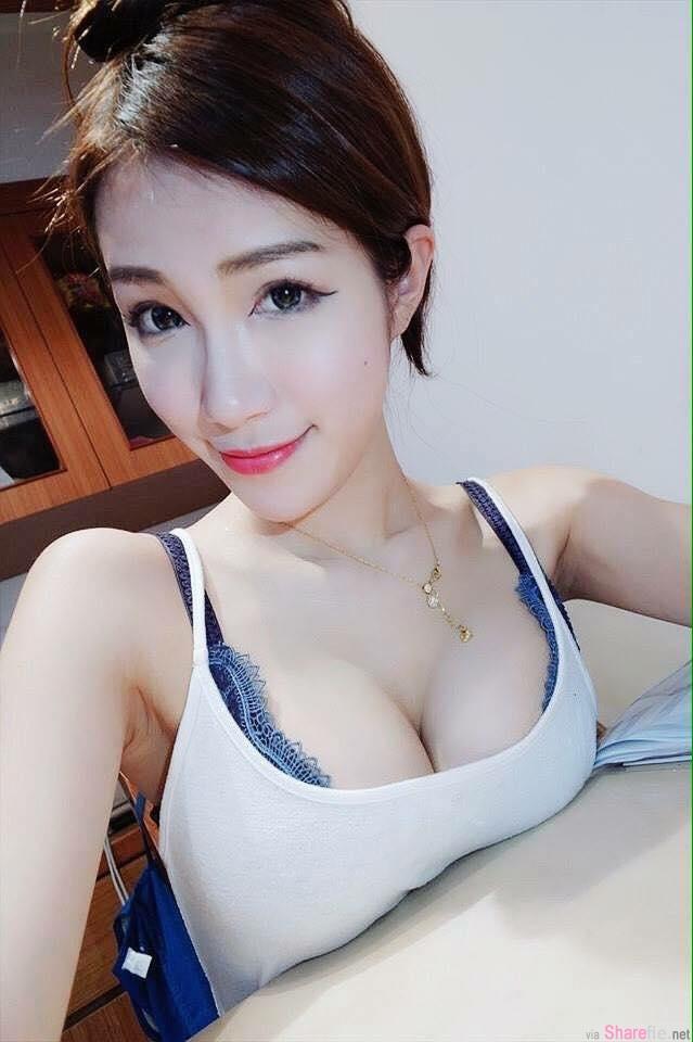 台湾正妹Kyna 琦琦 每张都给你饱满的感觉