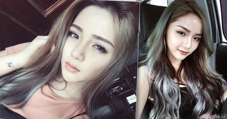 大马超正化妆师Wendy Chan 精緻五官迷人气质摇身变女神
